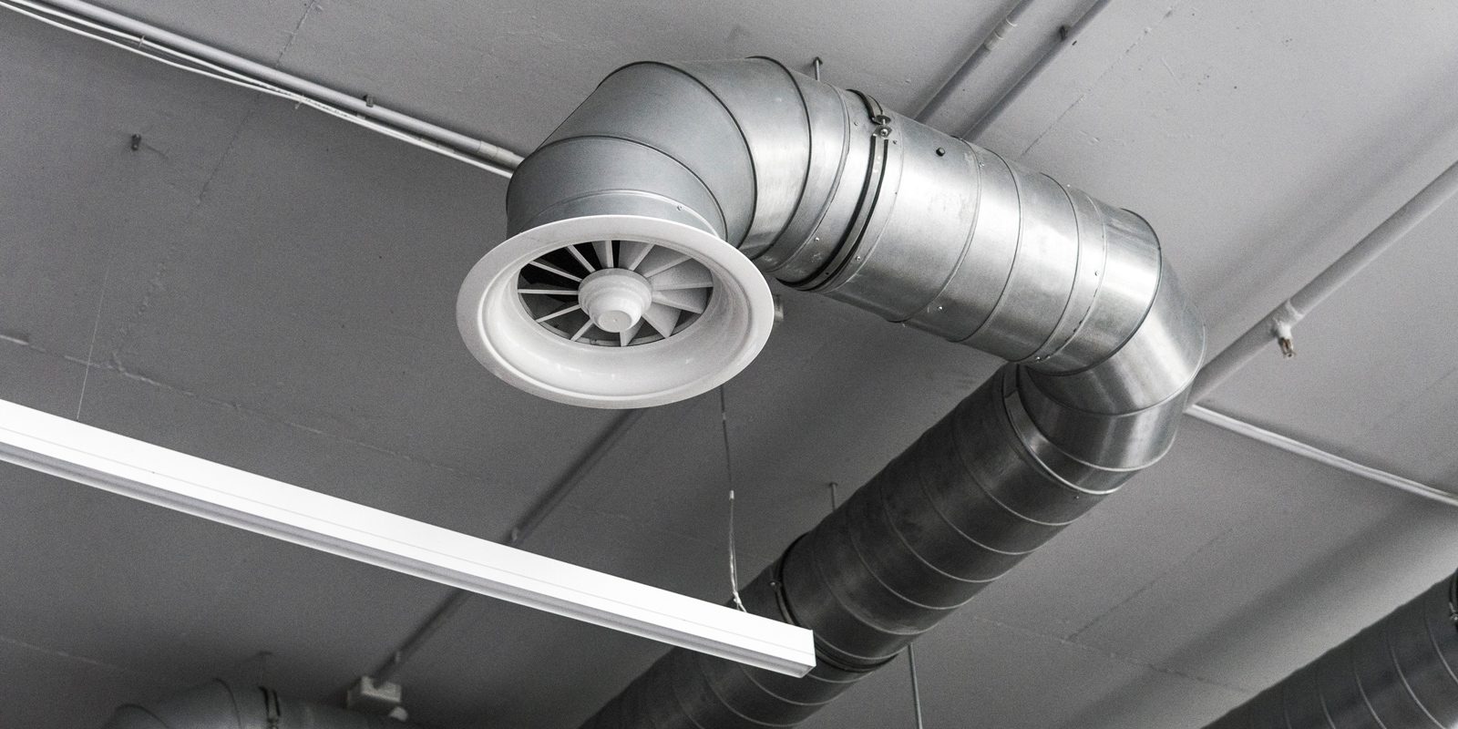 Impianti di ventilazione e condizionamento